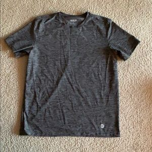 Gray Express Felix stretch tee